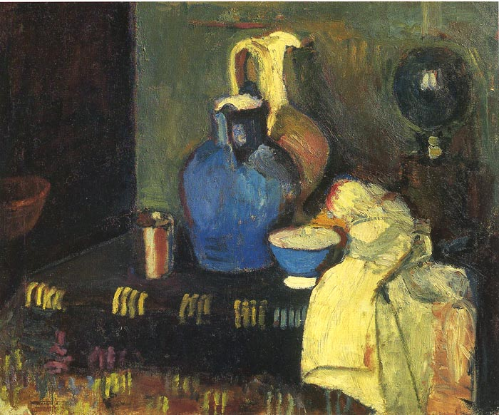 Blue Still Life, 1901  Painting Reproductions