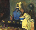 Matisse, Henri Blue Still Life, 1901 Art Reproductions