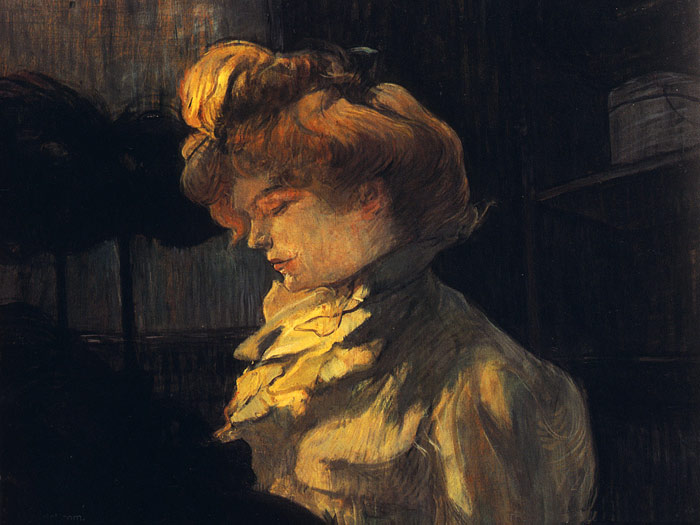 The Milliner  Painting Reproductions