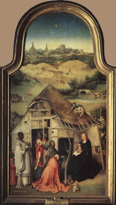 Paintings Bosch, Hieronymus