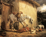 Vernet, Horace The Wounded Trumpeter, 1819 Art Reproductions