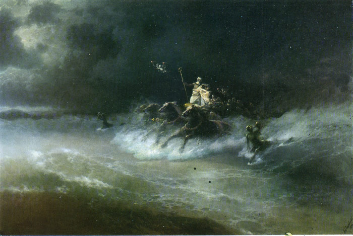 Journey 1894aivazovsky ivan constantinovichpainting reproductions