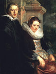 Jordaens, Jacob Portrait of a Young Married Couple, 1615-1620 Art Reproductions