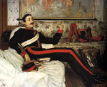 Tissot, James Jacques Joseph Colonel Frederick Gustavus Barnaby, 1870 Art Reproductions