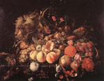 Heem, Jan Davisz de Still-life Art Reproductions