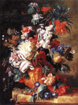 4069 Bouquet of Flowers in an Urn, 1724 Art Reproductions