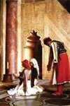 Gerome, Jean-Leon Young Greeks in a Mosque, 1865 Art Reproductions