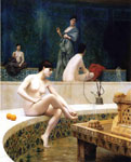 Gerome, Jean-Leon The Harem Bathing , 1901	 Art Reproductions