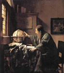 8654 The Astronomer, c.1668 Art Reproductions
