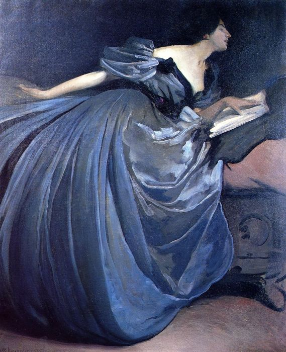 Althea, 1895  Painting Reproductions