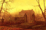 Grimshaw, John Atkinson Autumn Morning Art Reproductions