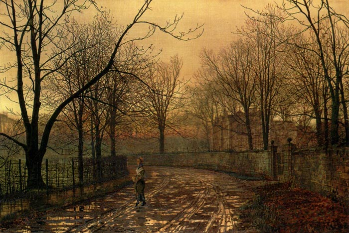 Paintings Grimshaw, John Atkinson