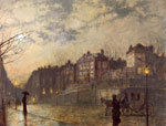 Grimshaw, John Atkinson Hampstead, 1881 Art Reproductions