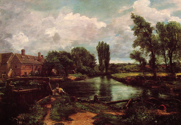 Paintings Constable, John