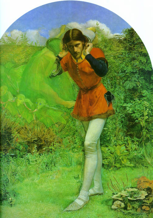 Paintings Millais, John Everett