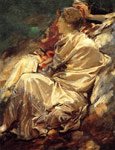 0 Cashmere Shawl, 1910 Art Reproductions