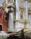 0 Church of St. Stae, Venice, 1913 Art Reproductions