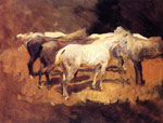 0 Horses at Palma , 1908	 Art Reproductions