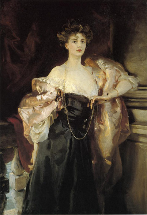 Lady Helen Vincent, Viscountess d'Abernon , 1904  Painting Reproductions