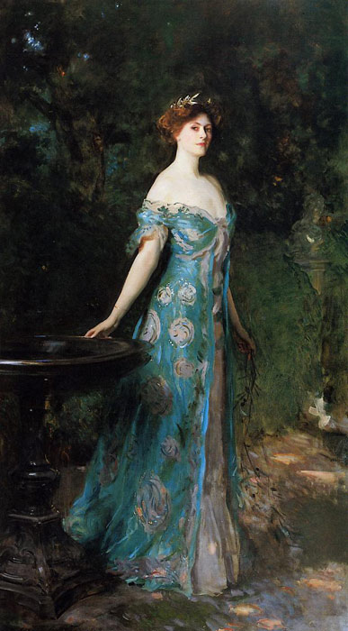 Millicentr, Duchess of Sutherland , 1904	  Painting Reproductions