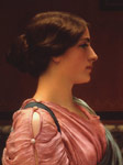Godward, John William A Classical Beauty Art Reproductions