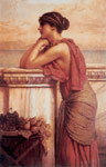 Godward, John William By the Wayside, 1912 Art Reproductions