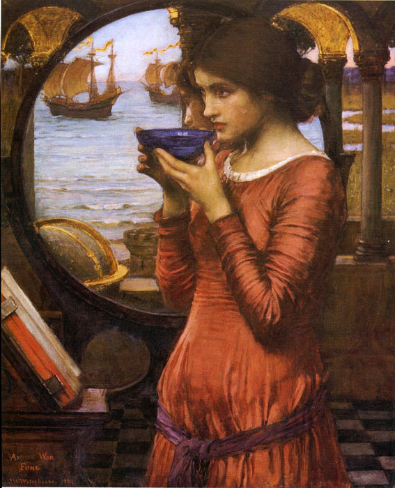 Paintings Waterhouse, John William