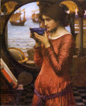 Waterhouse, John William Destiny, 1900 Art Reproductions