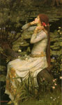 Waterhouse, John William Ophelia, 1910 Art Reproductions