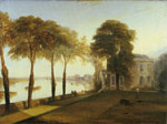 Turner, Joseph Mallord William Mortlake Terrace: Early Summer Morning, 1826 Art Reproductions