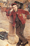 Bastien- Lepage, Jules The London Bootblack, 1882 Art Reproductions