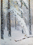 4831 Winter Forest Art Reproductions