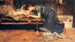 Alma-Tadema,Sir Lawrence An Earthly Paradise, 1891 Art Reproductions