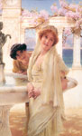 Alma-Tadema,Sir Lawrence A Difference of Opinion, 1896 Art Reproductions