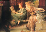 Alma-Tadema,Sir Lawrence Comparisons, 1892 Art Reproductions