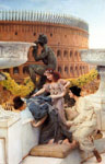 Alma-Tadema,Sir Lawrence The Colosseum, 1896 Art Reproductions