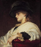 Leighton, Lord Frederick Phoebe Art Reproductions