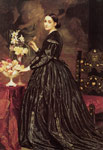Leighton, Lord Frederick Mrs James Guthrie, c.1864-1866 Art Reproductions