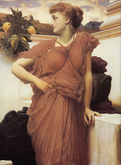 Paintings Leighton, Lord Frederick