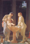 3253 The Bath, 1868 Art Reproductions