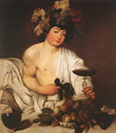 1407 Bacchus, c.1596 Art Reproductions