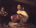 1409 Lute Player, c.1596 Art Reproductions
