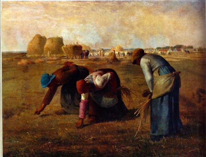 The Gleaners  Painting Reproductions