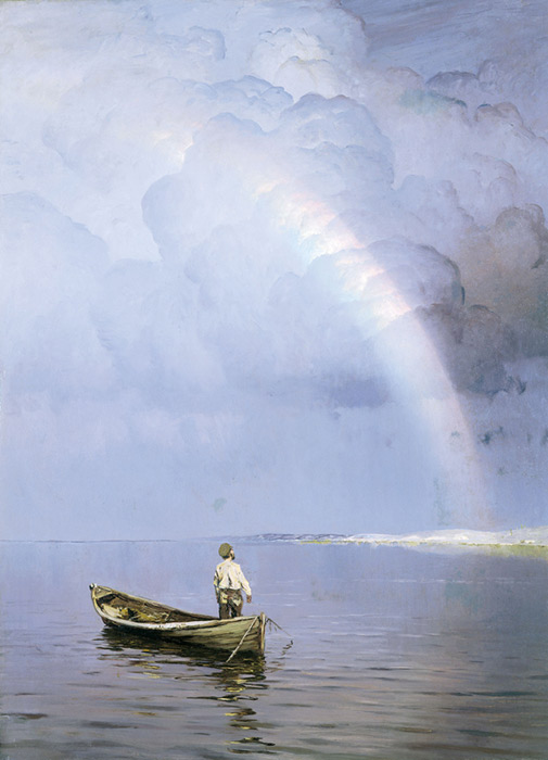 Rainbow  Painting Reproductions