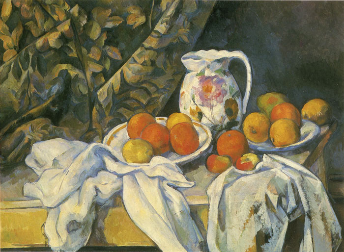 Still Life, 1895 Cezanne, Paul Painting Reproductions
