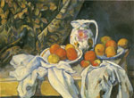 Cezanne, Paul Still Life, 1895 Art Reproductions