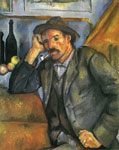 Cezanne, Paul The Smoker, 1894 Art Reproductions