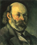Cezanne, Paul Self Portrait, 1885 Art Reproductions