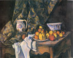 Cezanne, Paul Still Life with Apples and Peaches, 1905 Art Reproductions
