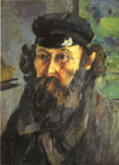 Cezanne, Paul Self Portrait, 1873 Art Reproductions